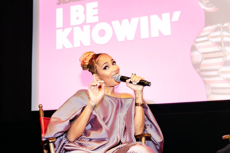 Amanda Seales' HBO Comedy Special Is 'Specifically For Black Women'