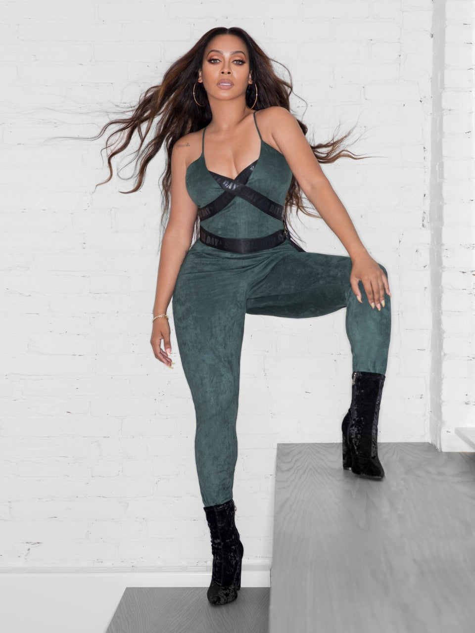 La La Anthony Tells Us Her Favorite Pieces From Her Collection With Ashley Stewart