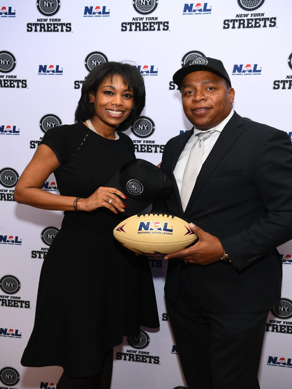 Meet the Black Couple Bringing A Professional Football Franchise To New York City