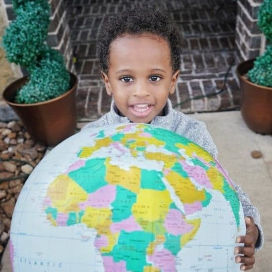 Wakanda Forever! This 3-Year-Old Naming African Countries is the Travel Inspo You Didn't Know You Needed