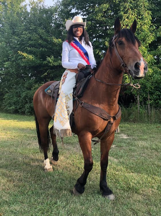 The Next Miss Rodeo USA Could Be A Black Woman