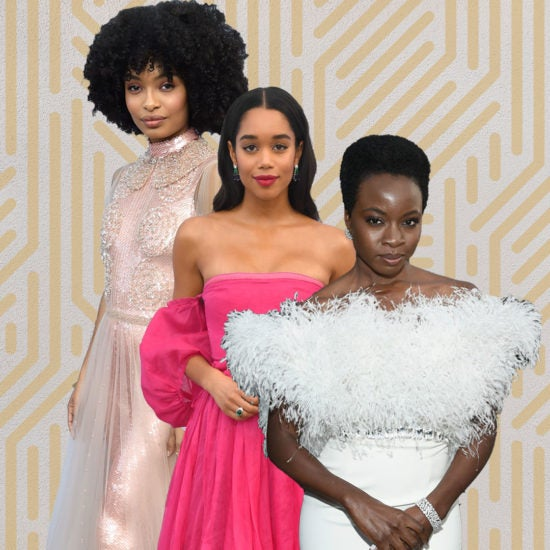 The 2019 SAG Awards 'Grey' Carpet Set The Tone For Dramatic Fashion