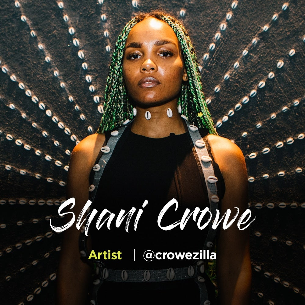 Shani Crowe