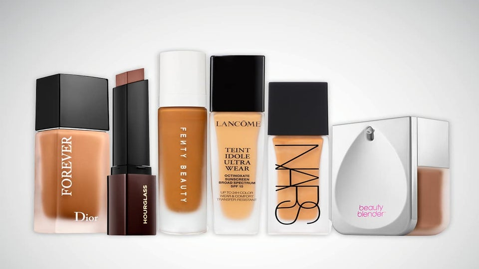 New Year, New Look: Your Guide to Finally Finding the Right Foundation