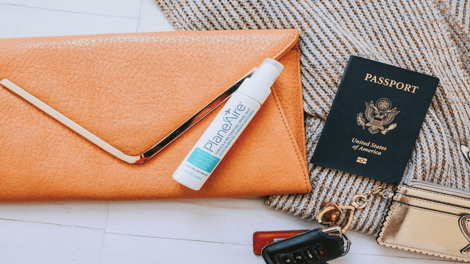 This $15 Natural Travel Mist Can Help You Stay Germ-Free on Your Next Flight