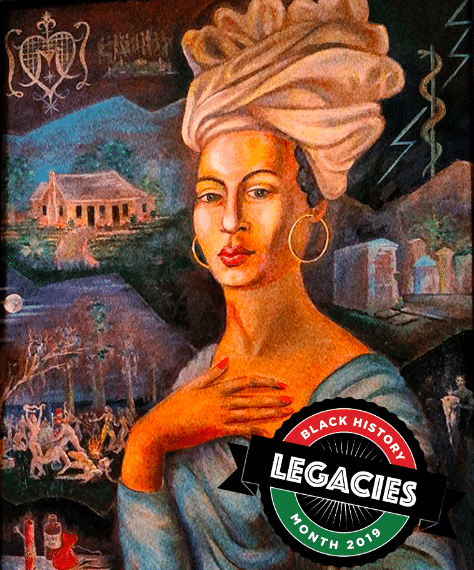 Black History Legacy: The Black Woman Who Reigned Supreme In 19th-Century New Orleans