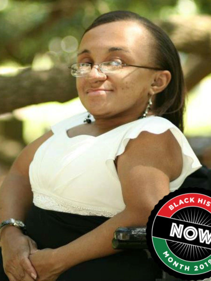 Black History Now: Vilissa Thompson—Activist, Writer, Licensed Social Worker And Disability-Rights Advocate