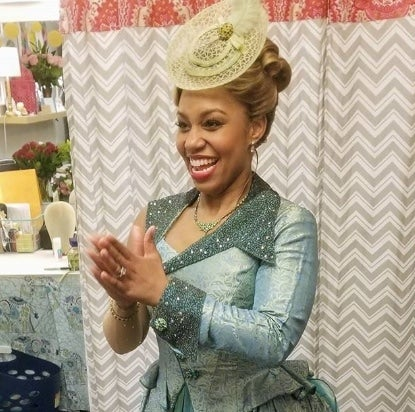 This Actress Just Made History As First Black Woman To Play Glinda In Broadway's 'Wicked'