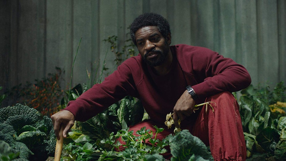 André 3000 Gardens In Space In The Freaky New Trailer For 'High Life'