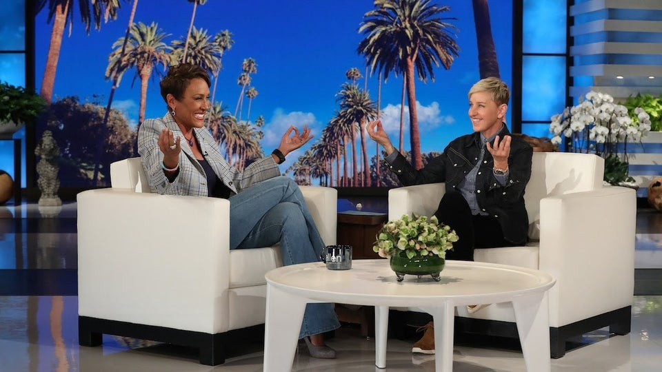 Robin Roberts Says Michelle Obama Was Her Favorite Interview Of 2018