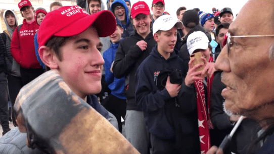 We All Know How The Covington Students Would Be Treated If They Were Young Black Men
