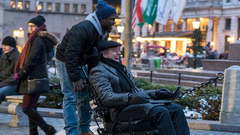 Kevin Hart May Not Call Himself An Actor, But He Sure Looks Like One In 'The Upside'