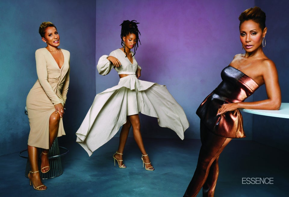 How Jada Pinkett Smith, Willow Smith And Adrienne Banfield-Norris Reinvented The Talk Show