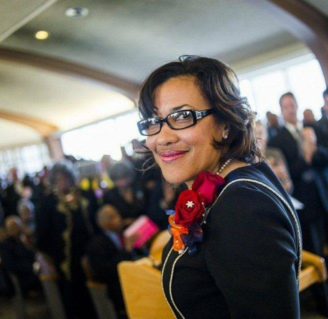 Karen Weaver, Mayor Of Flint, Mich. Is Focused On Getting Clean Water And Economic Opportunity To Her People