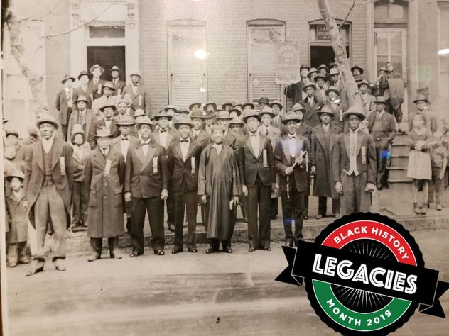 Black History Legacy: 114-Year-Old Baltimore Men's Club Hopes To Be A Light In The Darkness