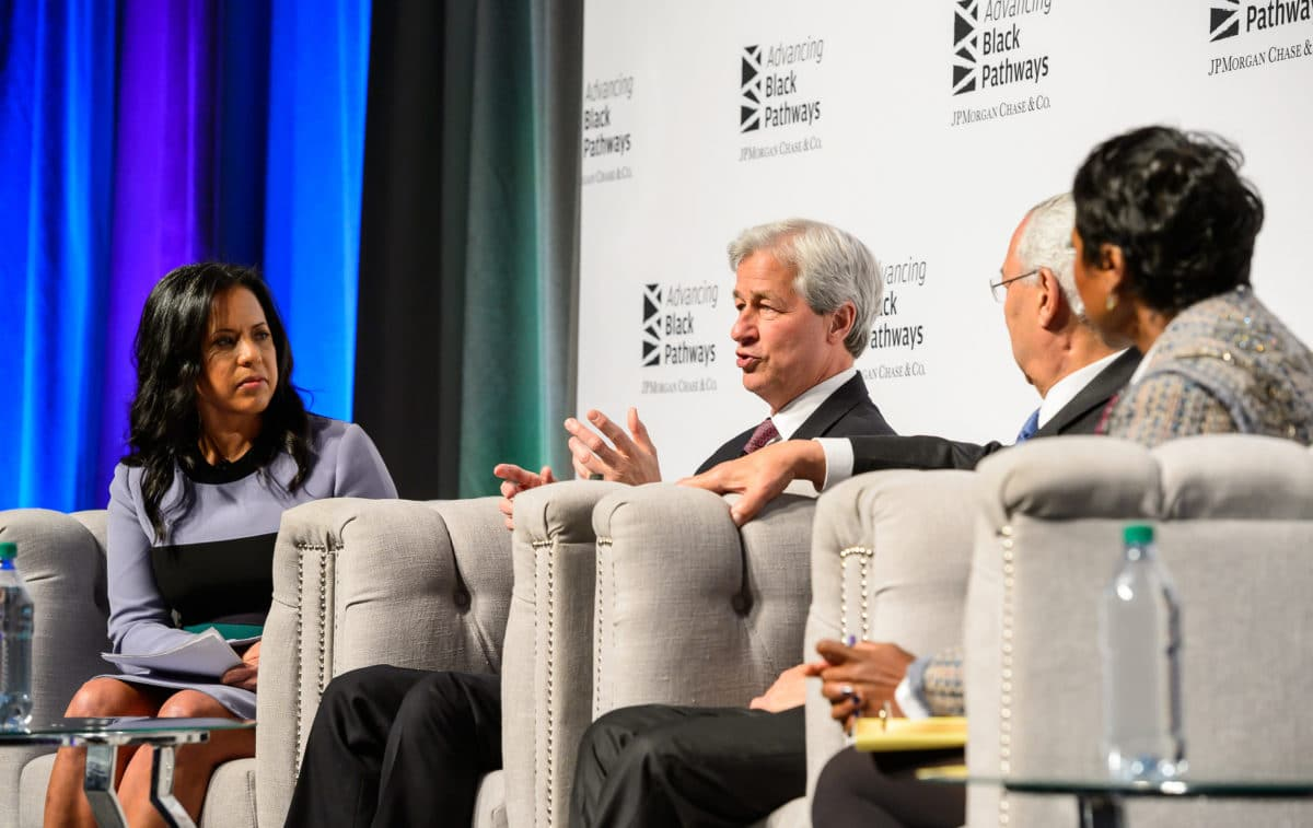 JPMorgan Chase Expanding Economic Opportunity For Black Americans