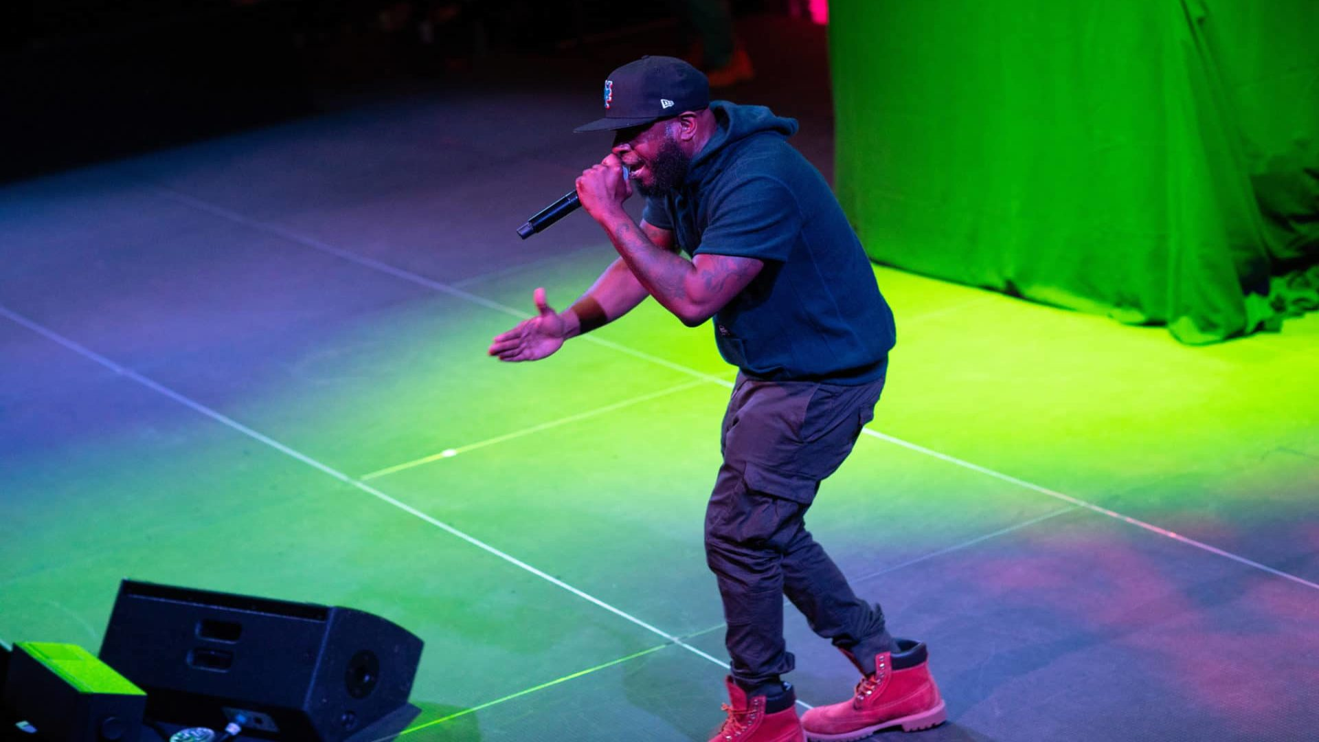 Talib Kweli Kicked Off Valentine's Weekend With A Love Note To Brooklyn