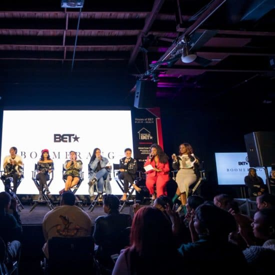 The Ladies of BET's 'Boomerang' Drop Some Serious Black Girl Magic Gems