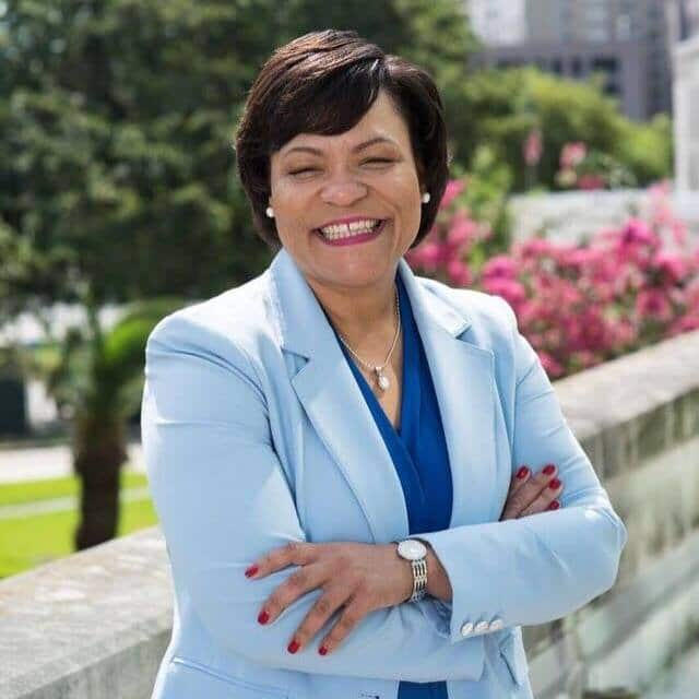New Orleans Mayor LaToya Cantrell Prides Herself In Being 'The People's Mayor'