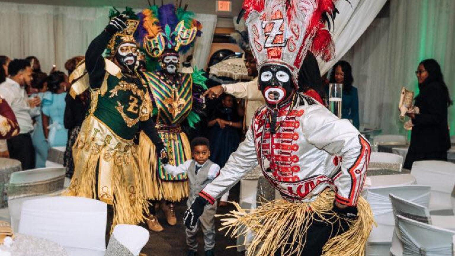 Blackface Protestors Target Prominent Mardi Gras Group