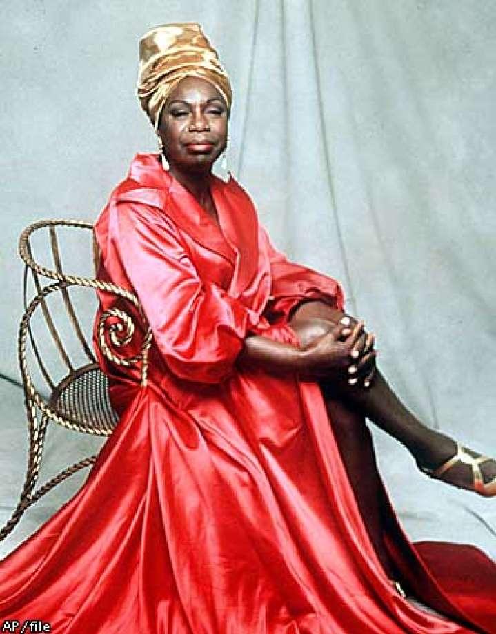 Nina Simone's Bold, Beautiful Headpiece Collection is Major Goals