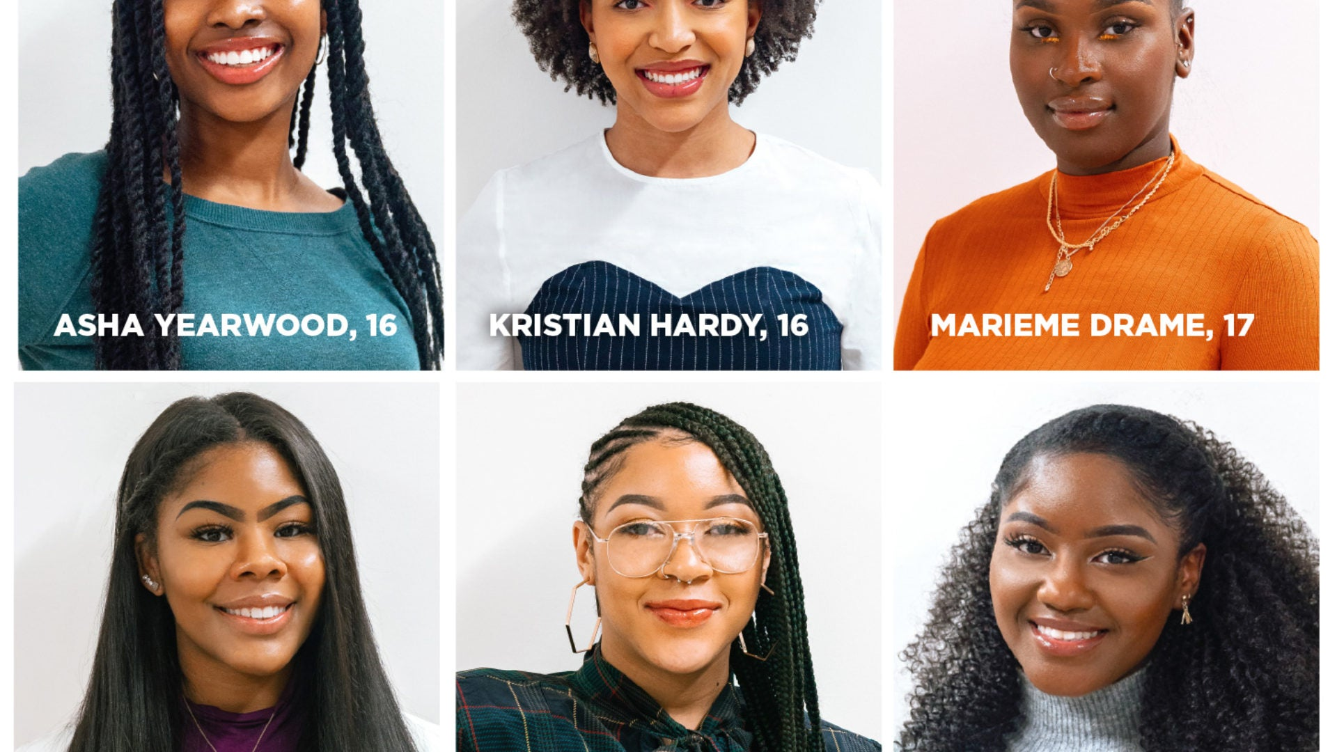 Meet Our Girl Squad As We Unlock Beautiful Possibilities