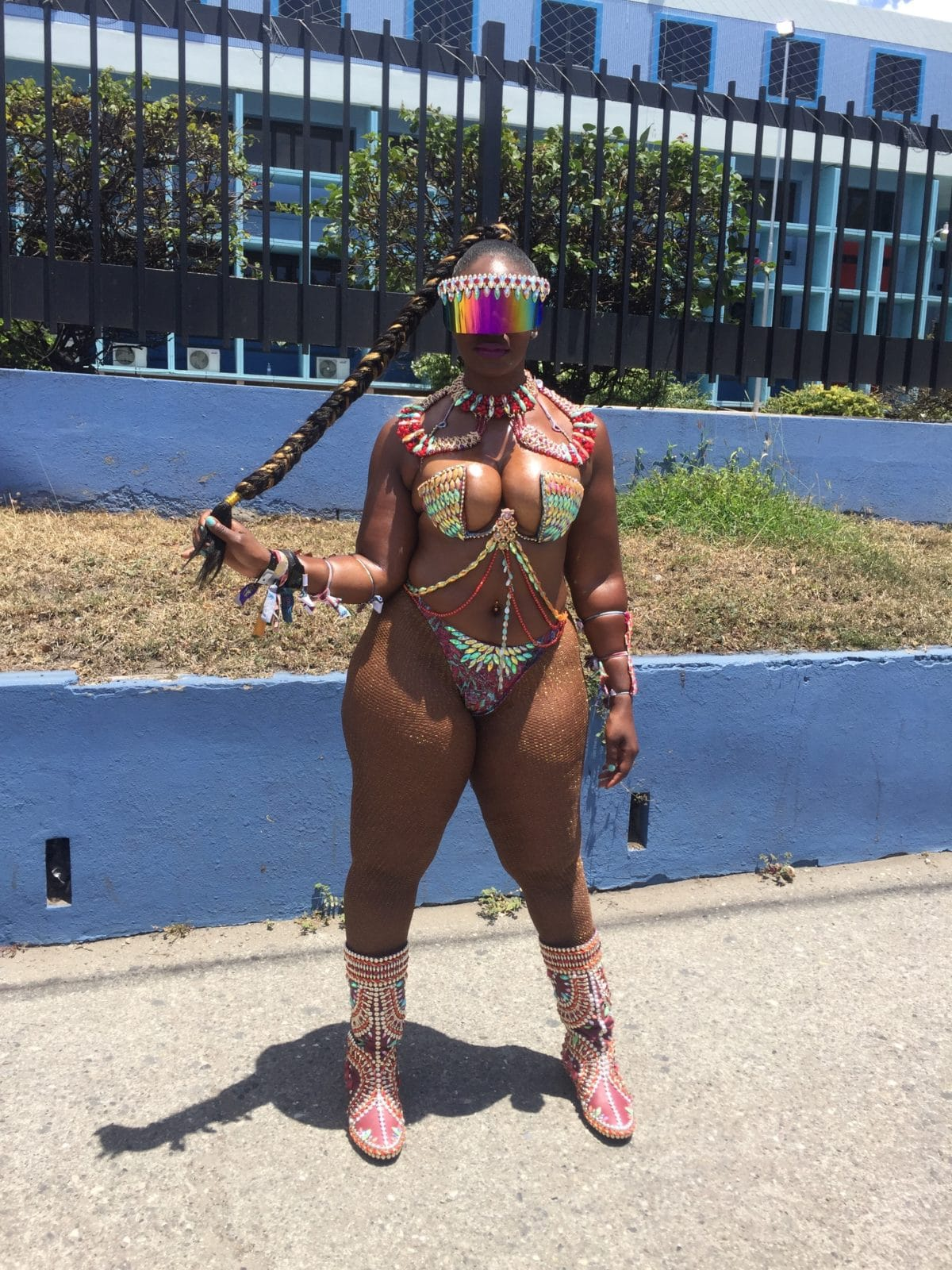 EveryBODY Is Welcome! The Curvy Girl's Guide To Carnival Costumes