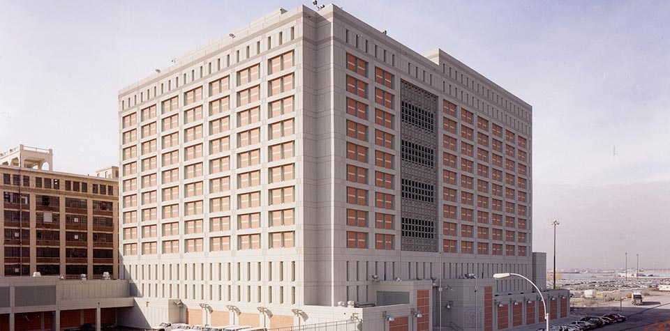 Attorneys For Inmates At Brooklyn Jail Without Heat, Electricity During Polar Vortex File Lawsuit