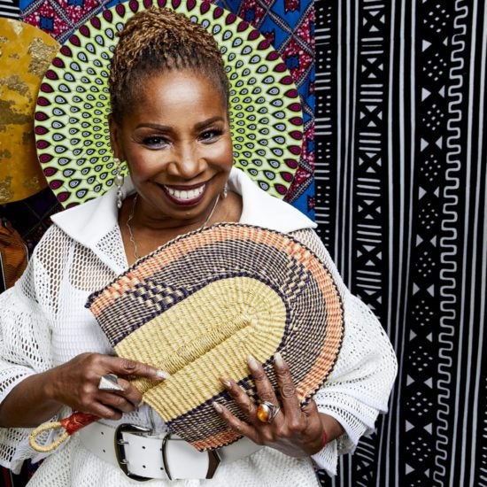 Iyanla Vanzant Launches New 'Fix My Life' Podcast