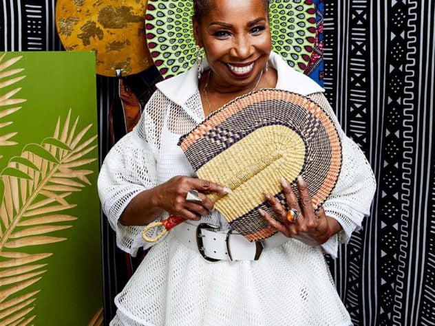 Iyanla Vanzant Shares Her Top Life Mantras