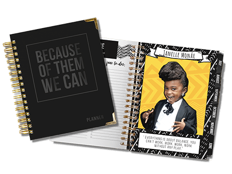 5 Dope Planners That Will Keep You Organized And Focused On Your Goals