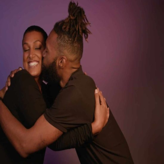 For Dave and Jehan Giles, Black Love Is A Safe Space