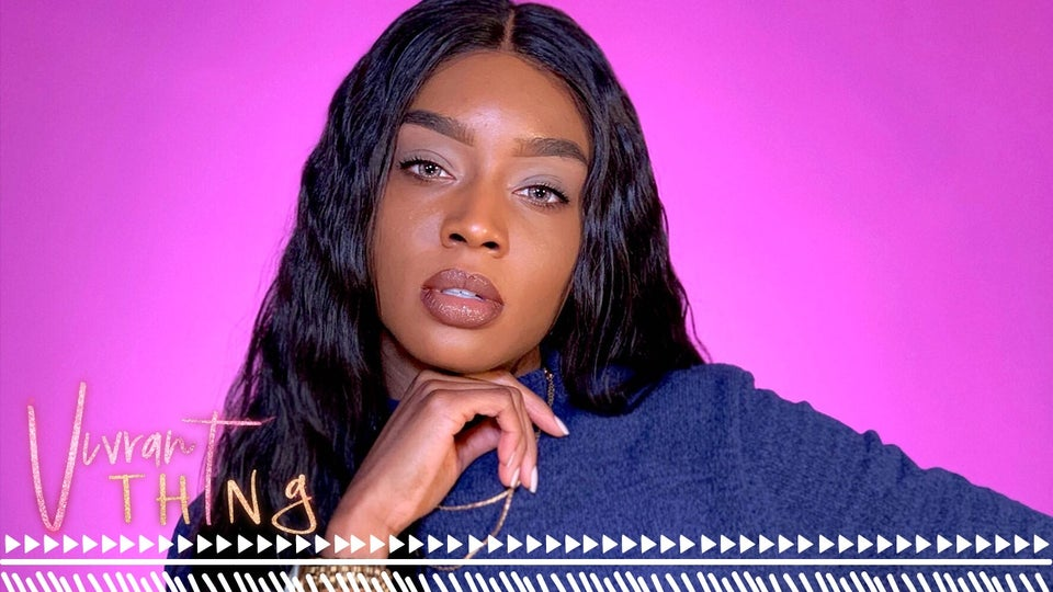 Watch Vivrant Thing: YouTube Star Destiny Lashae Shares Every Step Of Her Pre-Makeup Routine