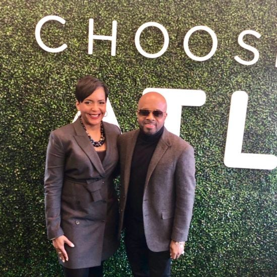 Mayor Keisha Lance Bottoms, Jermaine Dupri Explain Why A Super Bowl In Atlanta Is 'Bittersweet'