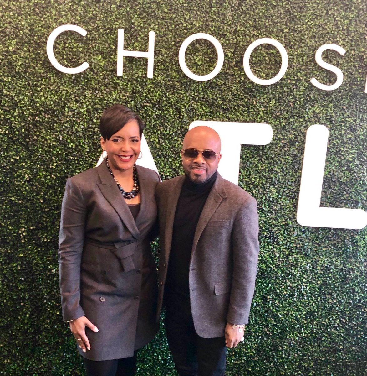 Mayor Keisha Lance Bottoms, Jermaine Dupri Explain Why A Super Bowl In Atlanta Is 'Bittersweet'