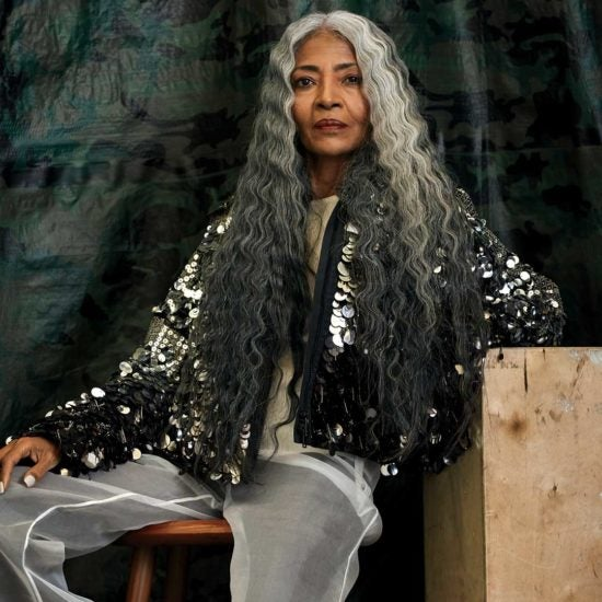 Silver Streak: Celebrate And Embrace The Beauty Of Gray Hair At Any Age