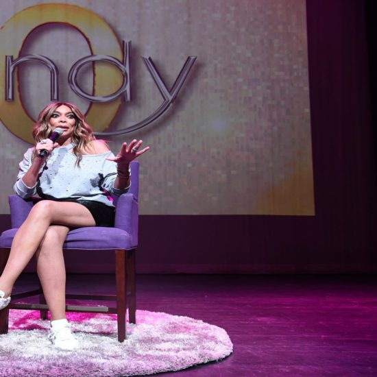 Wendy Williams Makes Tearful Return To Her Daytime Talk Show: 'I Am Doing Swell'