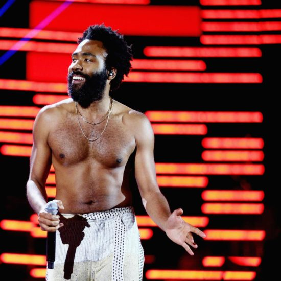 Childish Gambino Makes History With 'This Is America' Win