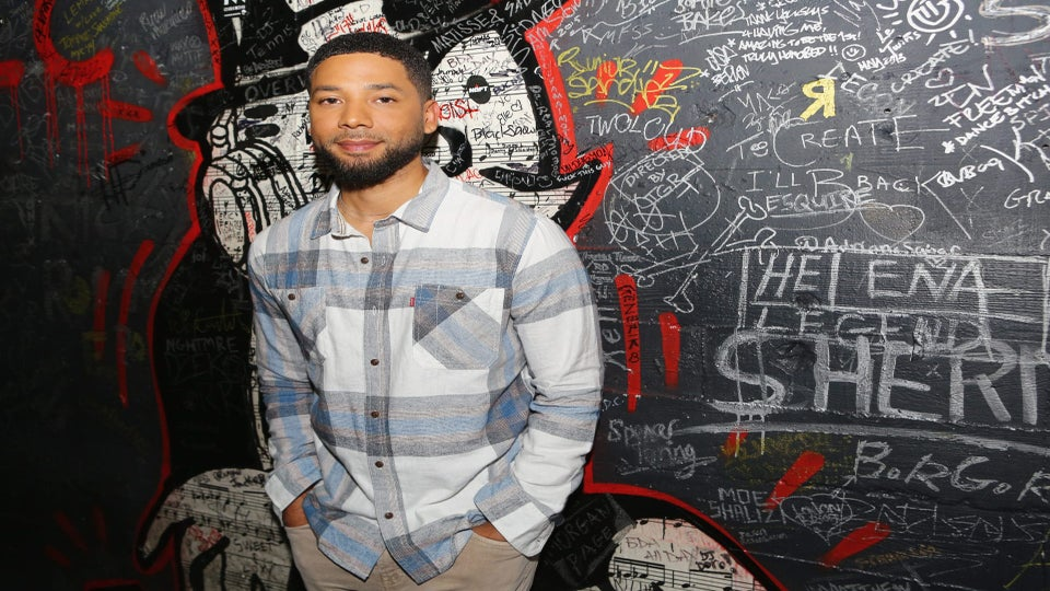 Jussie Smollett Dropped From Remainder Of 'Empire's' Fifth Season