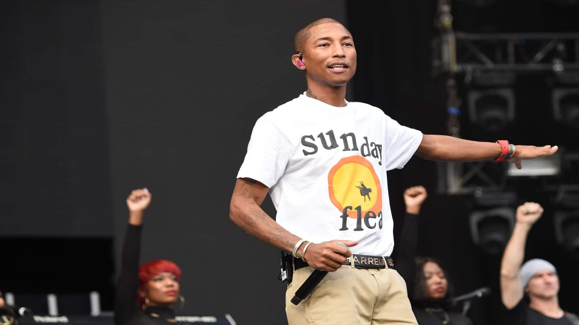 Diddy, Usher, Snoop Dogg Added To Pharrell's Something In The Water Festival