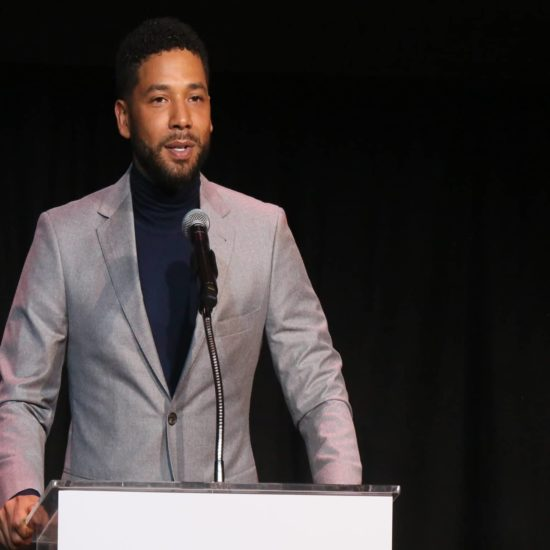 Jussie Smollett Breaks His Silence After Vicious Attack: 'I'm OK'