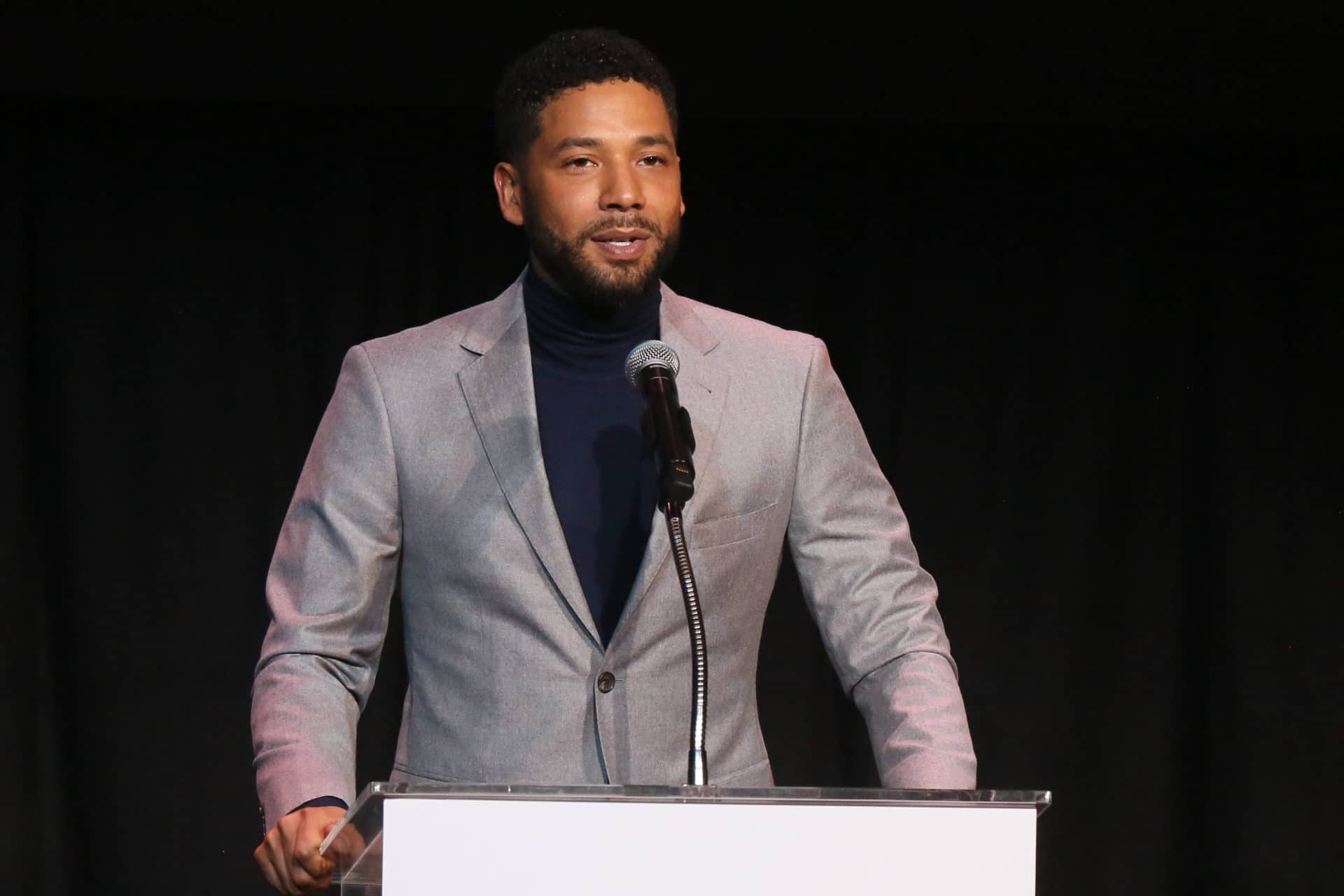 Jussie Smollett Denies That He Orchestrated His Own Attack: 'Nothing Is Further From The Truth'