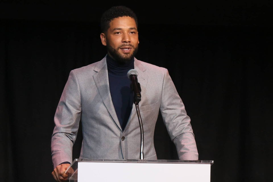 Jussie Smollett Tells Fans That He 'Fought The F*** Back' In First Performance Since Attack