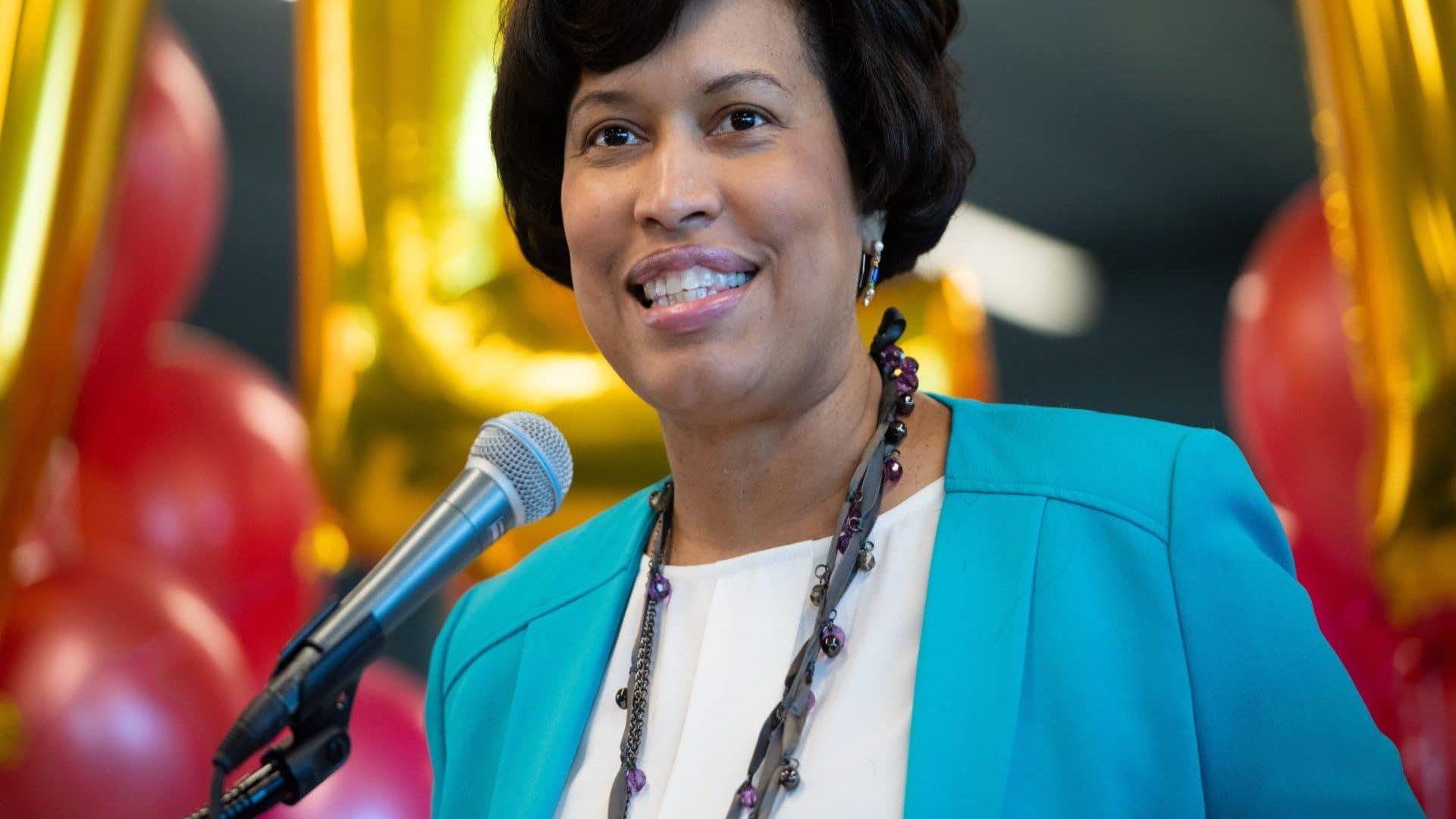 Mayor Muriel Bowser Wants D.C. Statehood, Prosperity For Residents