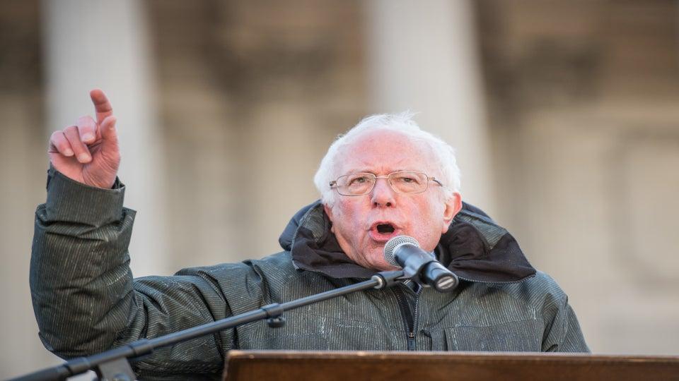 Bernie Sanders Joins 2020 Presidential Race