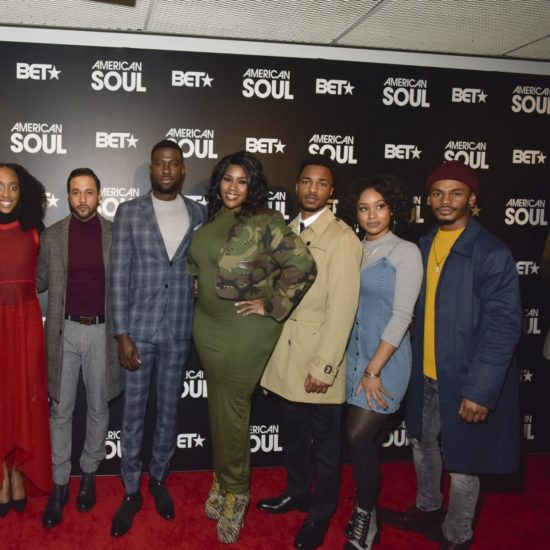 What Does The Legacy Of 'Soul Train' Mean To 'American Soul' Cast?