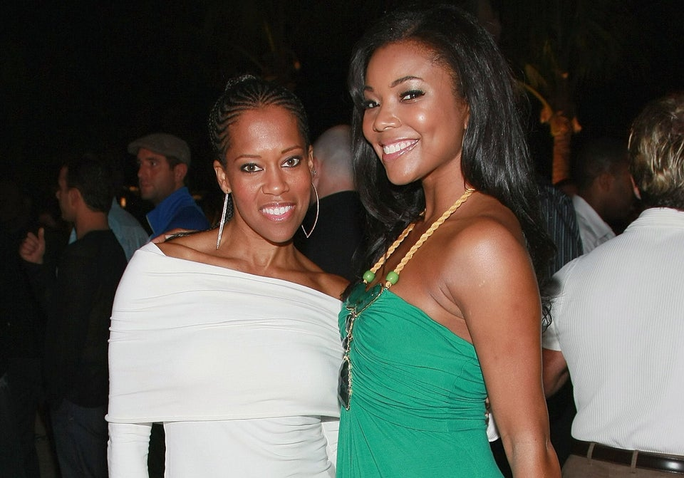 Regina King Once Saved Gabrielle Union From Drowning