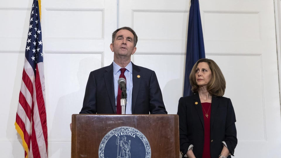Wife Of Virginia Gov. Ralph Northam Sparks Scrutiny After Giving Cotton To Black Children