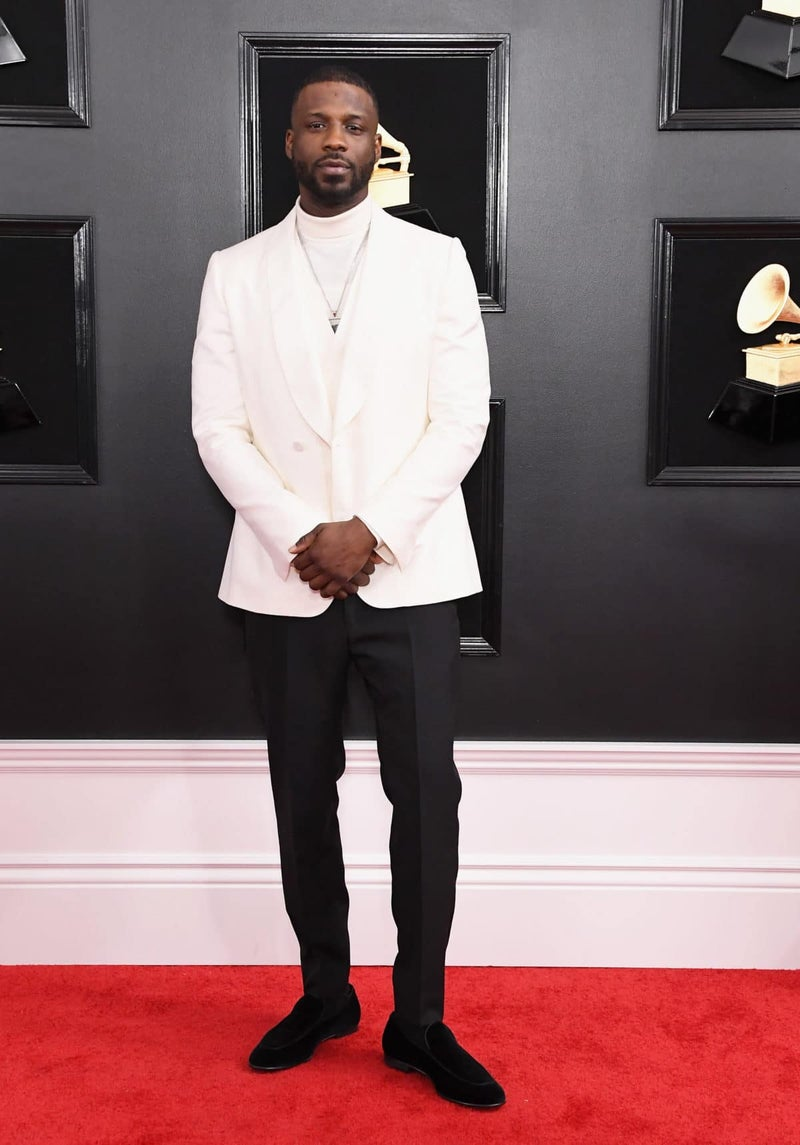 these men had some of the best red carpet looks at the 2019 grammys essence red carpet looks at the 2019 grammys