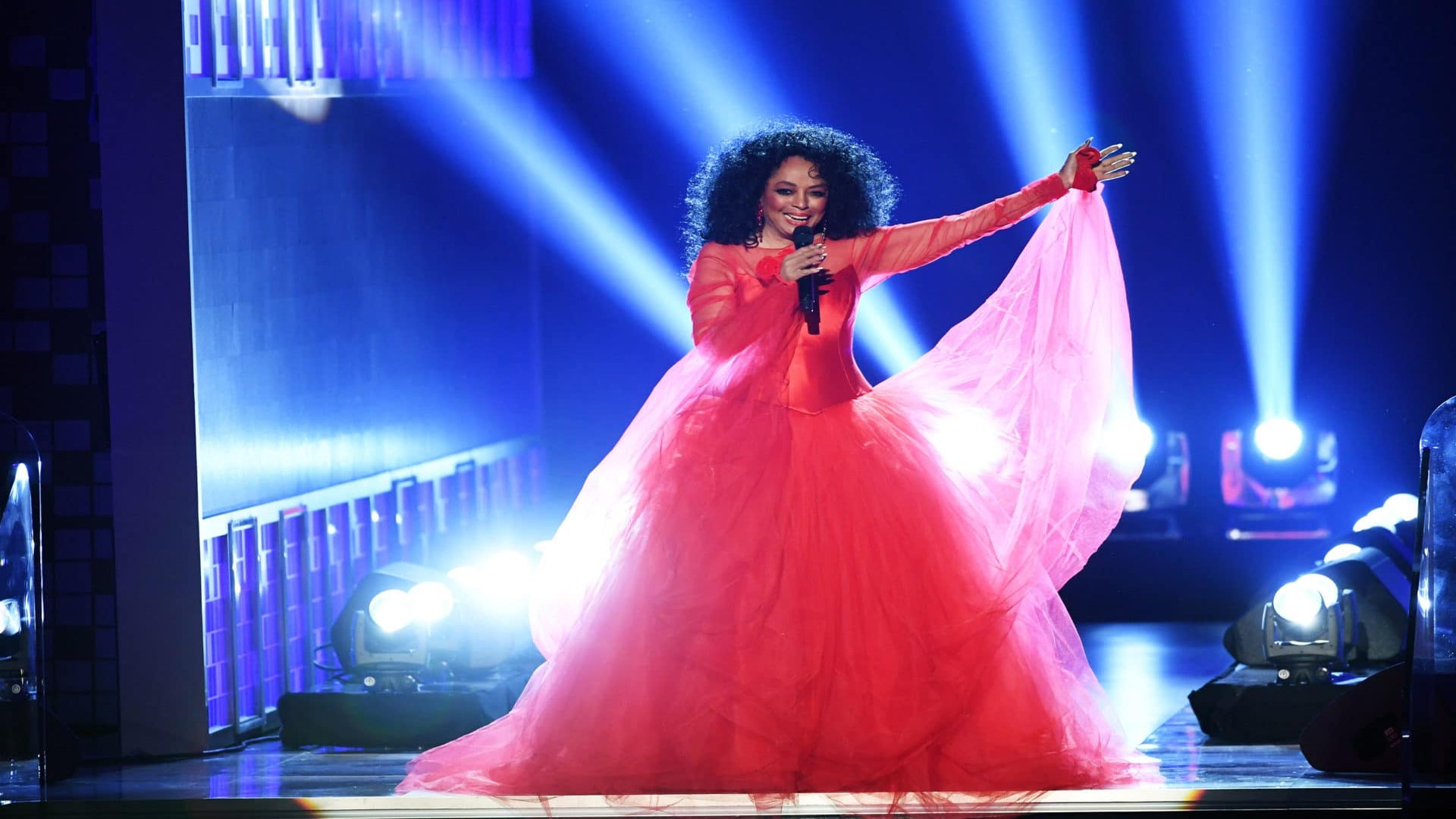 Diana Ross Threw The Most Epic A-List 75th Birthday Celebration